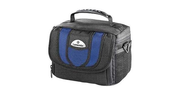 Samsonite Trekking Pro DV 60 - Bolsa para cámaras, Color Azul y ...