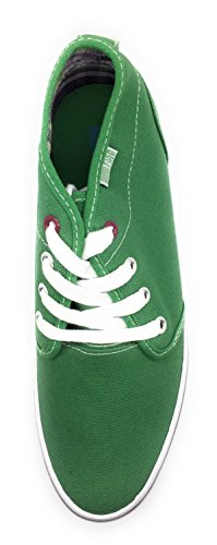 Pier Chaussures Pi911a06a Toile Verte One Femme 8rB8x