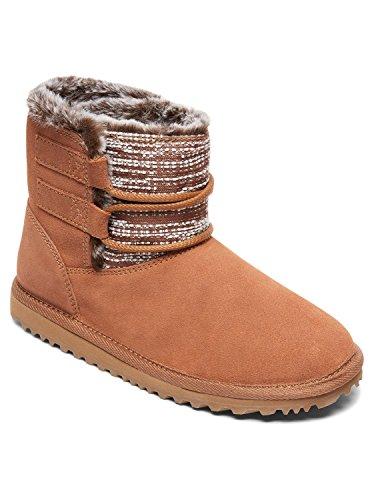 De Brown Tara Femme Boots Snow Roxy Marron Arjb700585 Pour wBEqW