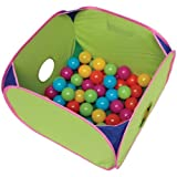 Marshall Pet Products Pop-N-Play Ferret Ball Pit Toy