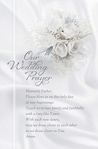 Standard Bulletin 11 - Wedding - ''Our Wedding Prayer''... (Pack of 100)