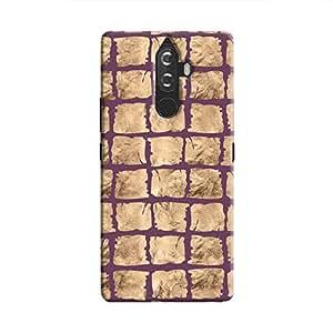 Cover It Up - Rock Purple Break K8 Plus Hard Case
