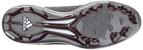 Adidas Originali Mens Freak X Carbon Mid Scarpe Da Baseball Marrone, Argento Met., Ftwr Bianco