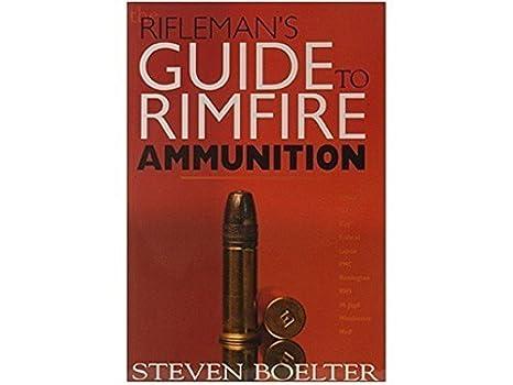 Amazon com: Zediker Publishing The Rifleman's Guide to