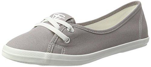 Tamaris WoMen 23608 Loafers, Grey, 3 UK Grey (Grey 200)
