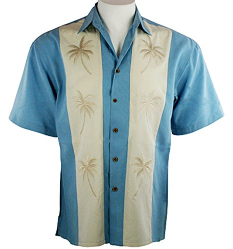 Embroidered Button Shirt - 1