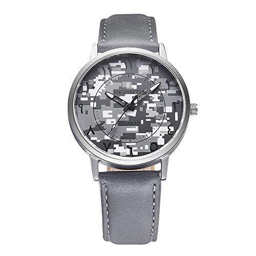 Reloj de las Unisex, YZCX Relojes Hombre Mujer de Cuarzo Reloj de Los Sencillo Lujo Casual Clásico Cuarzo: Amazon.es: Relojes