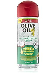 Amazon com : ORS Olive Oil Heat Protection Hair Serum : Hair And