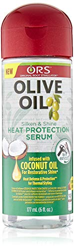 (ORS Olive Oil Heat Protection Hair Serum)