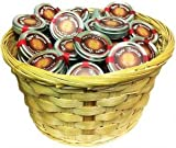 Top Rated - Basket Pre Pack Love Button 30Pc