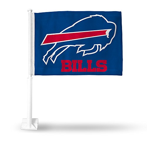 Rico Buffalo Bills Car Flag (Buffalo Bills Football Car Flag)
