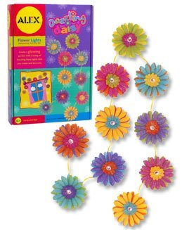 Alex Dazzling Daisy Daisy Daisy Flower Lights Decorating Activity Kit by ALEX Toys 637c49