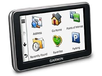 Garmin Nuvi Lt   Inch Bluetooth Portable Gps Navigator With Maps Of North America