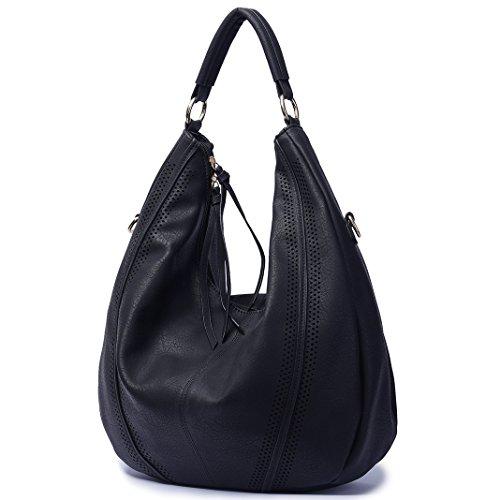 Oversized Hobo Handbags - 6