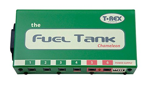T-Rex Engineering Fuel Tank Chameleon Pedal Power Supply by T-Rex
