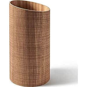 Atipico Riviera Wooden Umbrella Stand | Cinnamon Brown 5886