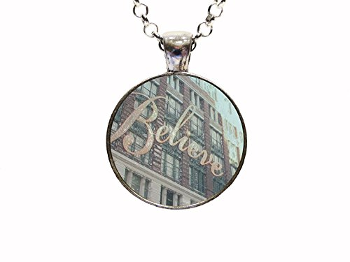 Believe Macys Thanksgiving Day Parade Pendant Necklace Or Keychain Sports - Florida Macys