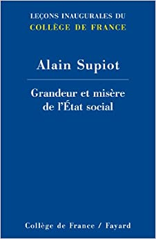 Grandeur et misère de lEtat social