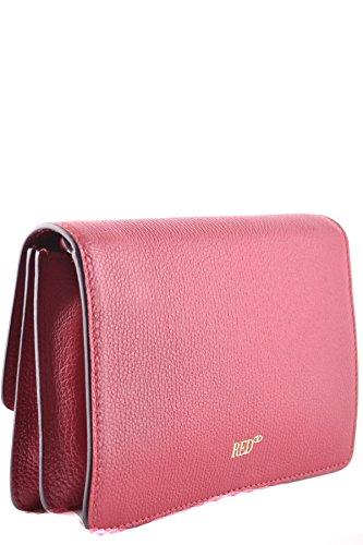 Red Valentino Borsa A Spalla Donna MCBI249034O Pelle Bordeaux