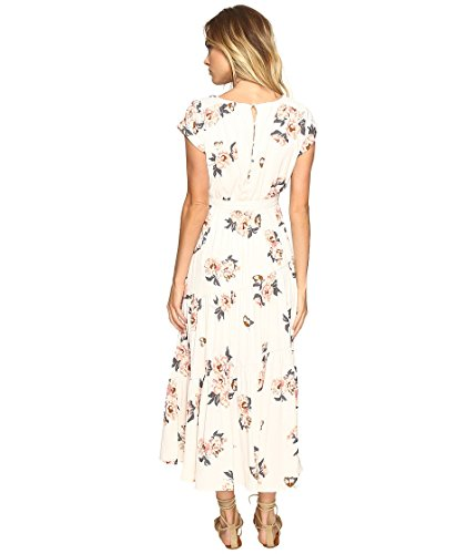 Dress People I Combo Tiered Womens Ivory Got Maxi All Floral Free 786wxO8