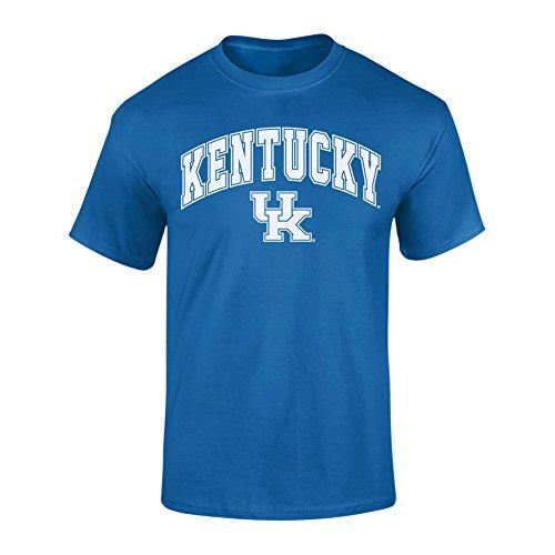 Kentucky Wildcats Tshirt Blue - L