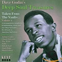 Dave Godins Deep Soul Treasures Vol.4 Various