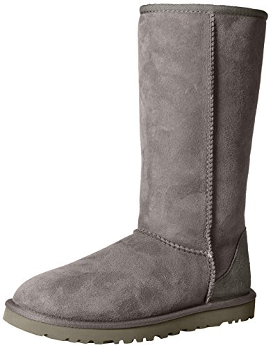 UGG Australia Womens Classic Tall Boot Grey Size 5 from UGG