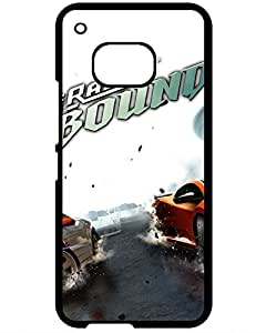 6313133ZA376943871M9 Fashion Follower Design Ridge Racer Unbounded Game Beautiful Hard Shell Case For Htc One M9