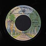 it's alright / mono 45 rpm single