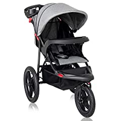 The brand new jogging stroller is the ideal all-terrain stroller from Costzon. The lightweight-yet sturdy-design makes it a perfect stroller for any on-the-go mom, since it's so portable. The deluxe parents tray features a smartphone cradle. ...