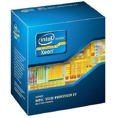 2PE4991 - Intel Xeon E3-1220V2 3.10 GHz Processor - Socket H2 LGA-1155