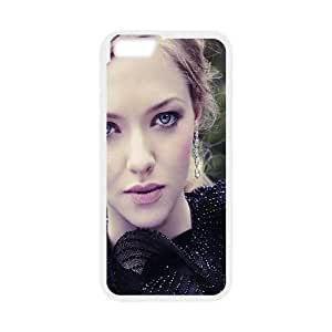 iPhone 6 Plus 5.5 Inch Cell Phone Case White hb43 amanda seyfried film actress girl Ovwbm