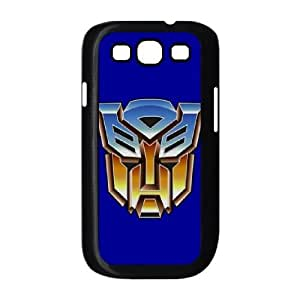 Personality customization TPU Case with Transformers Transformers Samsung Galaxy S3 9300 Cell Phone Case Black