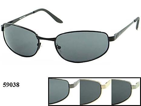 ee1384b404b 12 Pairs Of Wholesale Unisex Metal Oval Lens Sunglasses  BuyWholesaleSunglasses