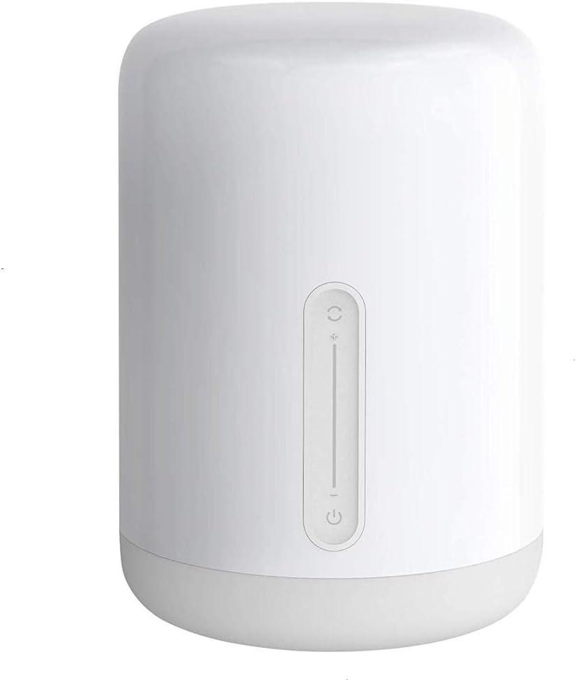 Xiaomi MUE4093GL Lampara mesilla de Noche, 9 W, Bianco