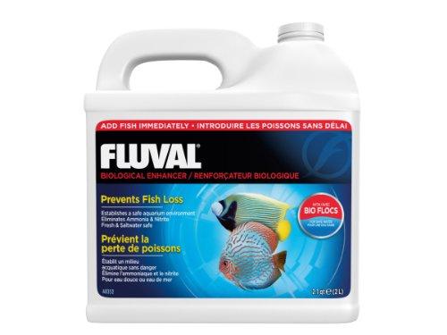 Fluval Biological Enhancer, 2.1-Quart