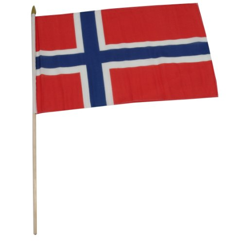 US Flag Store Norway Flag, 12 by - Store Norway