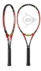 Dunlop's new Srixon Revo CX 2.0 racquet is designed for the player who is seeking dynamic shots with a nice combination of control, spin, and a comfortable feel. At 11.3 ounces strung and a compact 98 square inch head, the Revo CX 2.0 offers ...