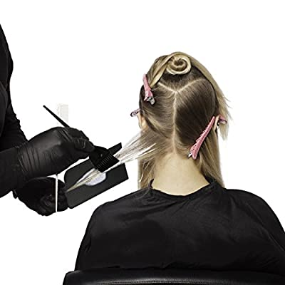 Balayage Kit, Segbeauty Highlight Board - Hair Coloring Hair Dye Tool Balayage Brush Board Set for Hair Stylist & Home Use