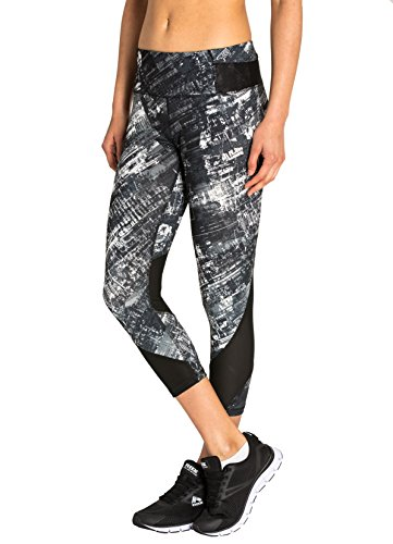 RBX Active Womens Printed Capri