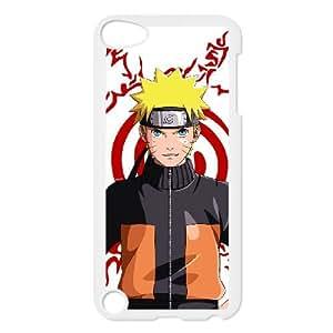 iPod Touch 5 Case White Naruto khhm