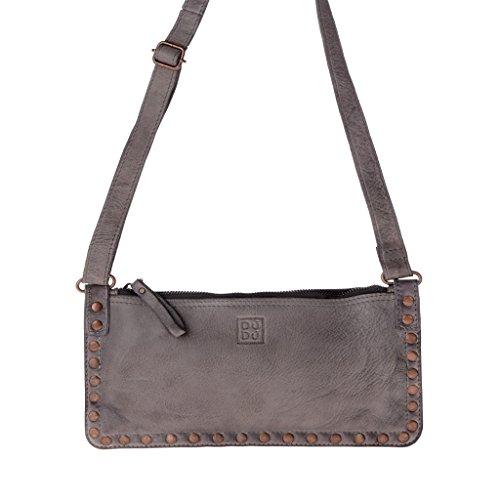 Dudu - Sac porté épaule - 580-1099 Timeless - Mini Bag - Gris Stone - Femme