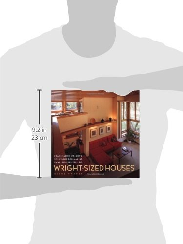 Wright-Sized Houses: Frank Lloyd Wright's Solutions for Making Small Houses Feel Big by Brand: Harry N. Abrams (Image #2)