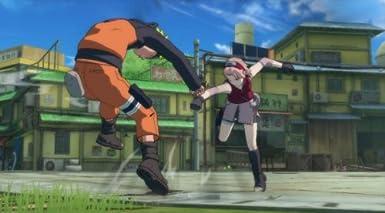 Naruto Shippuden Ultimate Ninja Storm Essentials (Ps3 ...