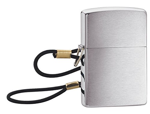Lossproof with Loop & Lanyard Lighter By Zippo