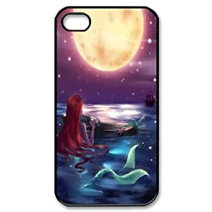 WEUKK Ursula The Little Mermaid Poor Unfortunate Souls iPhone 4,4S,4G case cover, personalized case for iPhone 4,4S,4G Ursula The Little Mermaid Poor Unfortunate Souls, personalized Ursula The Little Mermaid Poor Unfortunate Souls phone case
