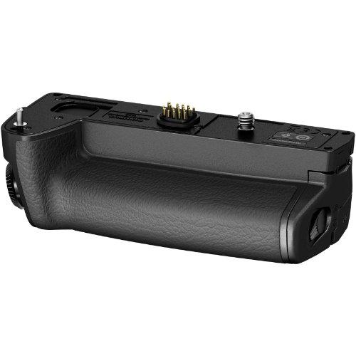 Olympus HLD-7 Power Battery Holder Grip for OM-D E-M1 Digital Camera with 64GB Card + Case + Flex Tripod + Accessory Kit