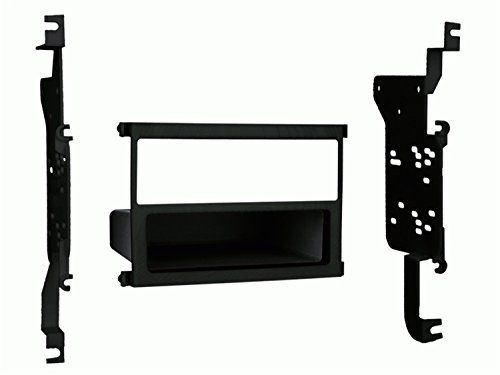 Metra 99-8157B Single DIN Installation Kit for 1992-2000 Lexus SC300 and SC400 (Black)