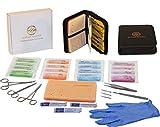 SUTURE MASTER Suture Practice Kit w/Silicone Pad