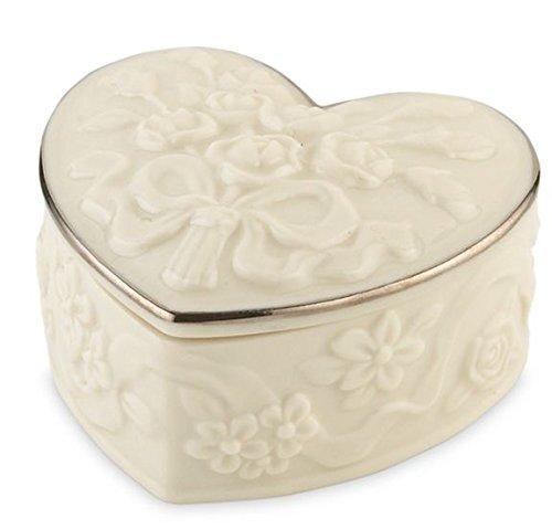 Lenox Heart Box Favors set of 10